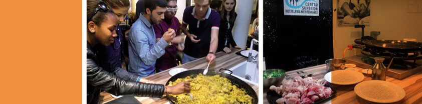 Paella Cooking Show