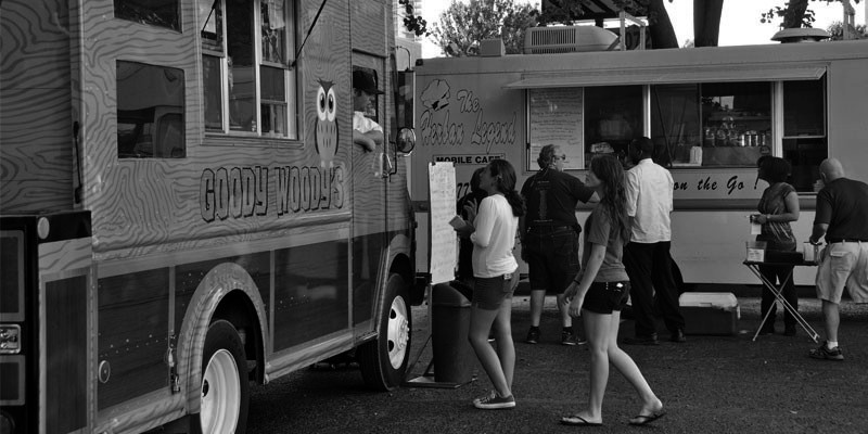 Food trucks: restaurantes sobre ruedas
